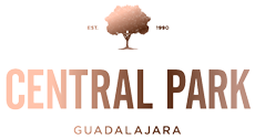 Logotipo Central Park Guadalajara